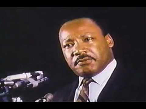 Martin Luther King's Last Speech:  - Safeshare.TV