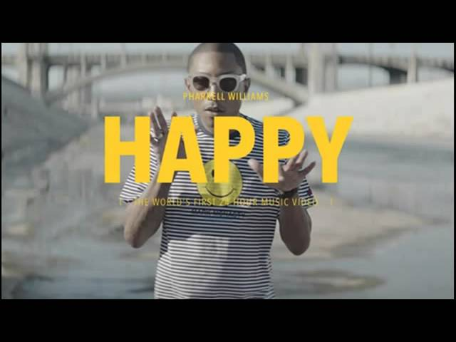 [Free MP3 Download] Pharrell Williams - Happy Chords - Chordify