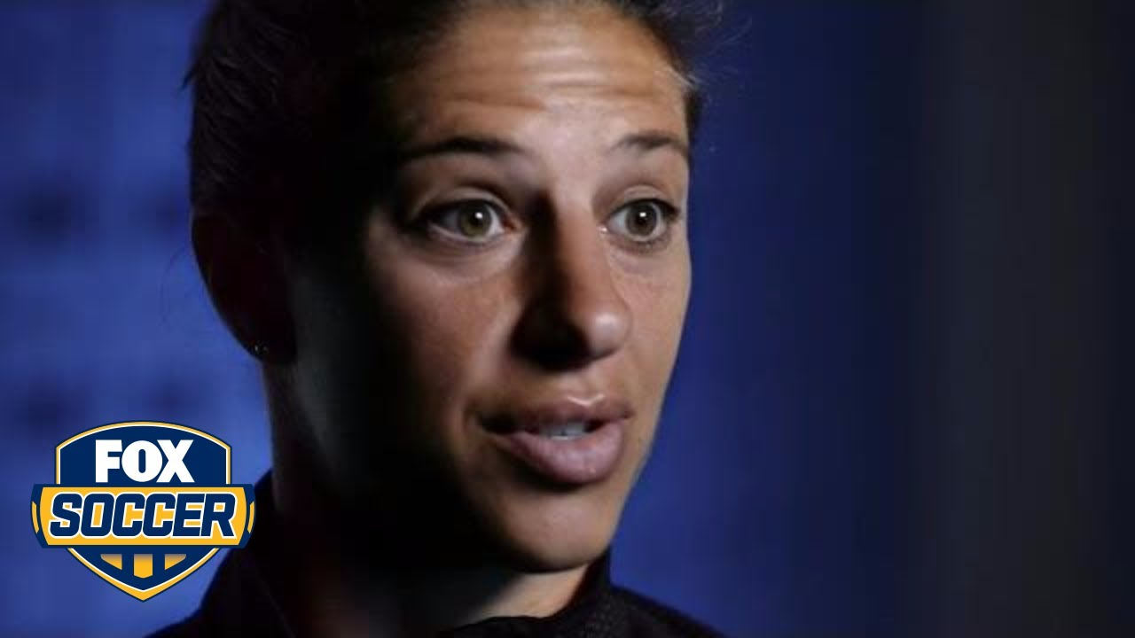 Carli Lloyd tells all - Director's Cut