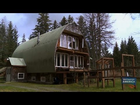 The Salmon River House | Buying Alaska