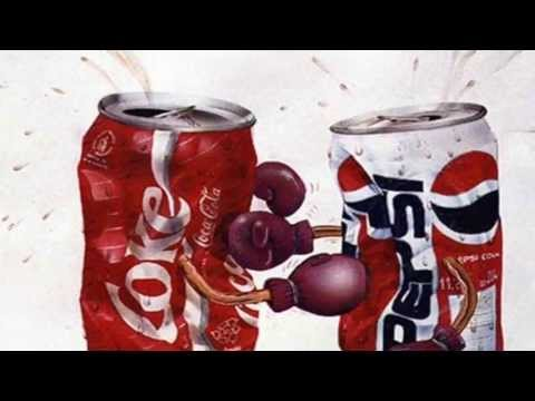 Pepsi vs: Coke: Summer Rivalry - namecalling propaganda imovie trailer