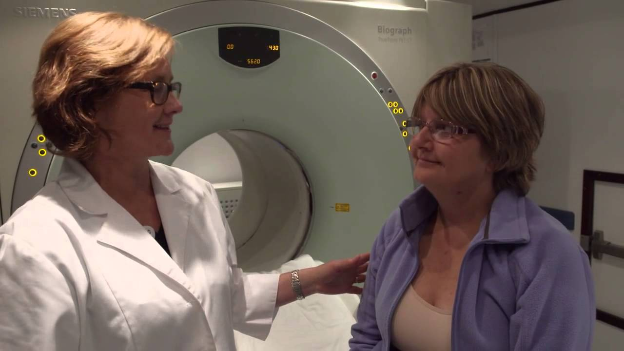 Inside the Yeatts Radiology Center at Emerson Hospital