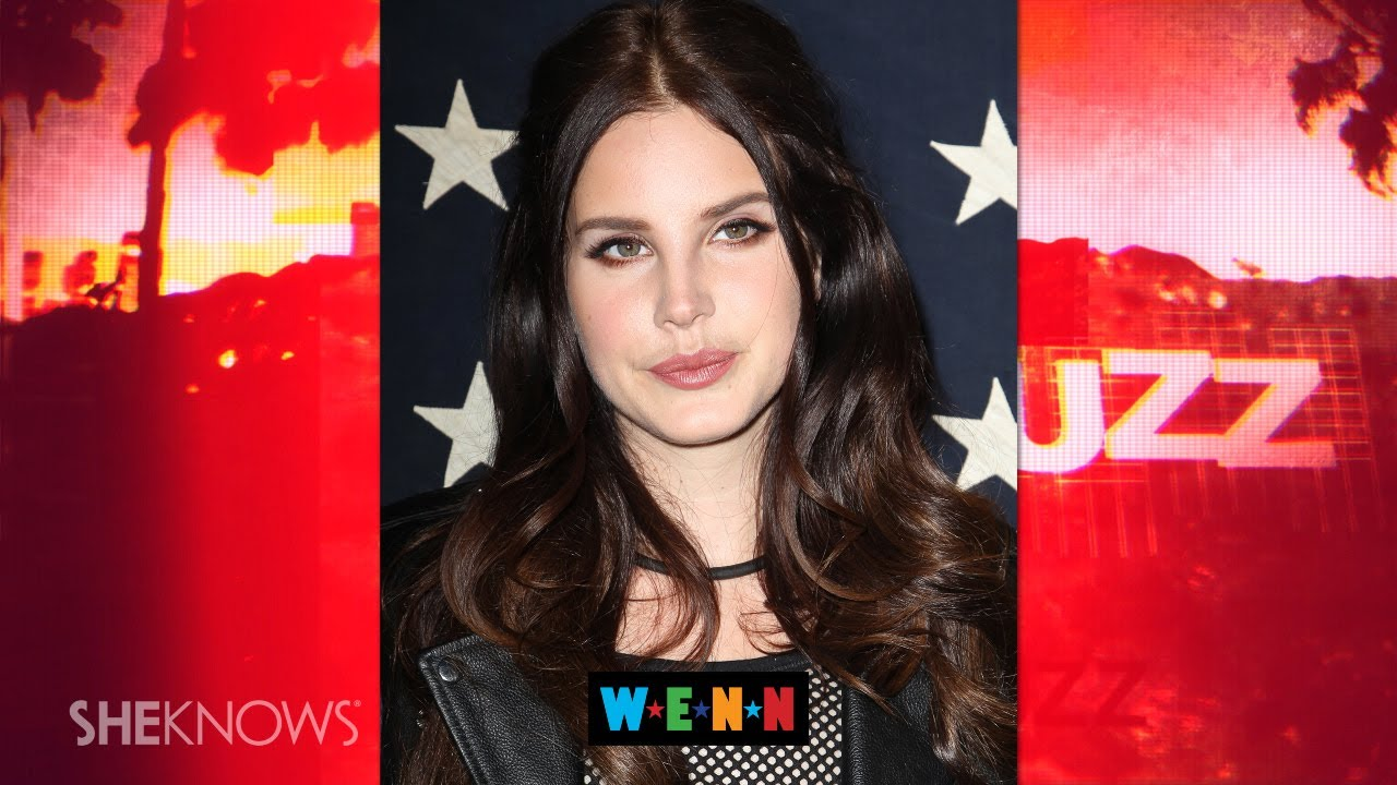 Lana Del Rey Glamorizes Drug Addiction in Bizarre Interview - The Buzz