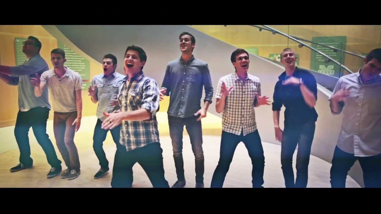 Brave by Sara Bareilles (BYU Vocal Point A Cappella Cover)