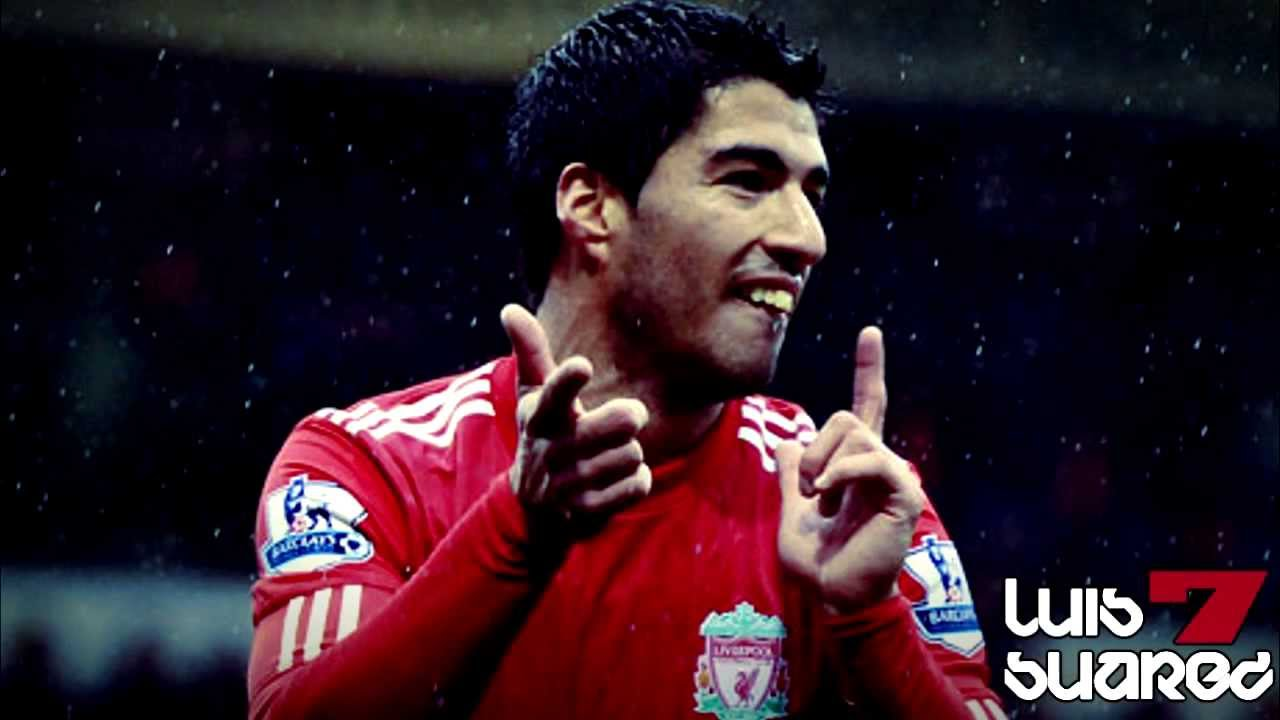Luis Suarez - The genius behind the madness (Goals and Highlights at Liverpool)
