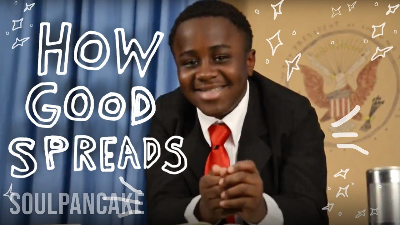 Kid President + Glad to Give present How G... - SafeShare.tv