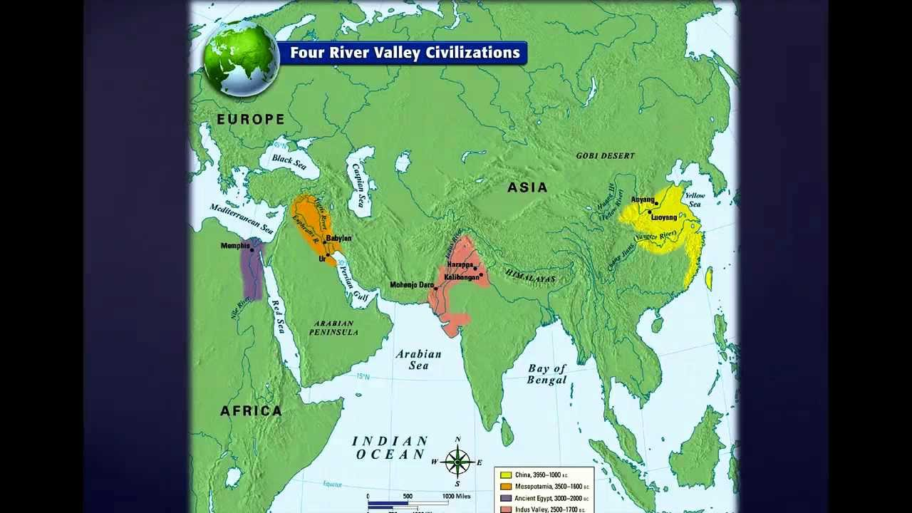 The Neolithic Revolution and Beginnings of Civilization