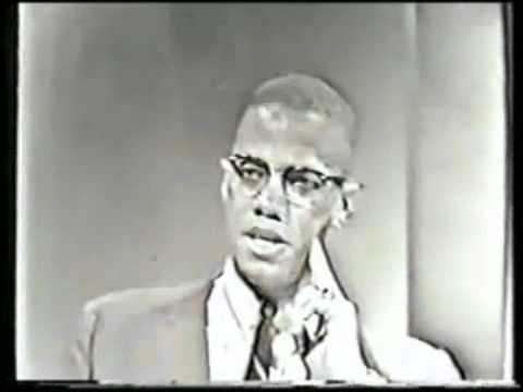Malcolm X on MLK's Non Violence - Safeshare.TV