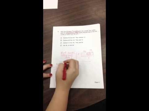 Multiple step subtraction addition
