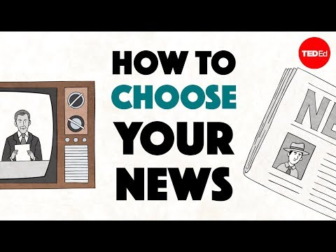 How to choose your news - Damon Brown