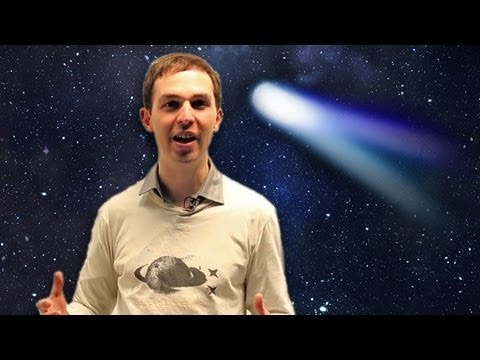 What are Comets? - Sci Guide (Ep 10) - Head Squeeze