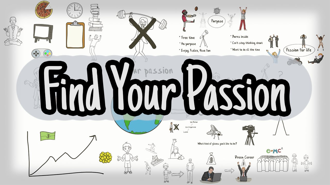 Find Your Passion - How to Find Your True ... - SafeShare.tv