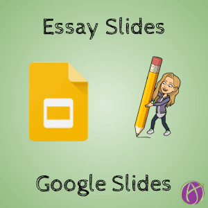 Google Slides Essay - Teacher Tech