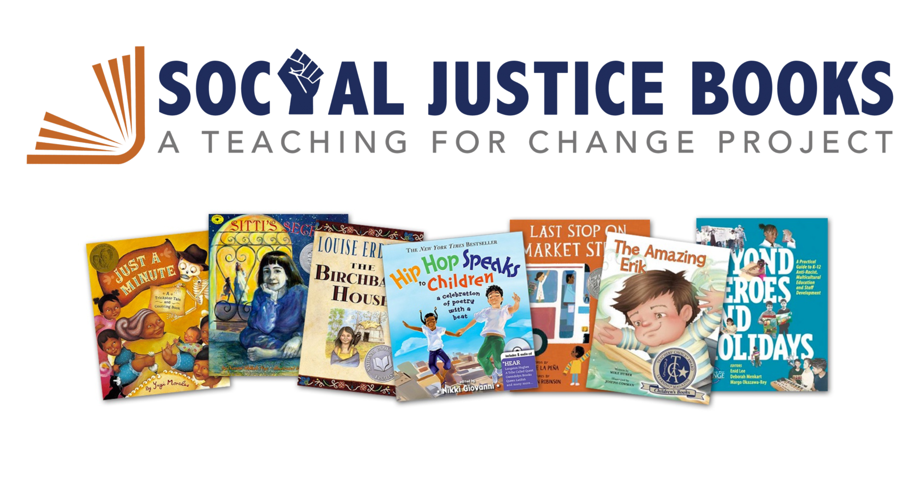 Booklists - Social Justice Books