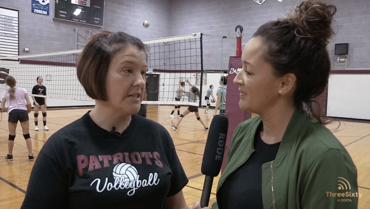 ThreeSixty Alberta  JPII Patriots prep for gold medal match – S1 – E13