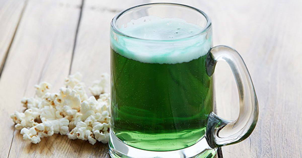 Bizarre recipes for St Patrick's Day - from green beer to Guinness cake