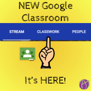 It Is HERE: The NEW Google Classroom - Teacher Tech
