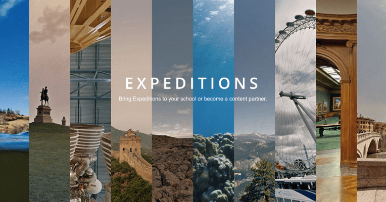 Getting Started with Google Expeditions