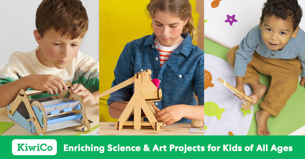 Resources for Kids at Home | Parent Toolkit | KiwiCo