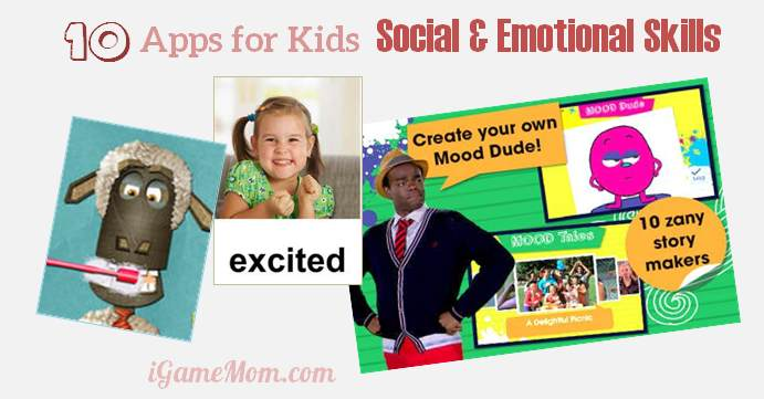 10 Apps Helping Kids Develop Social and Emotional Skills | iGameMom