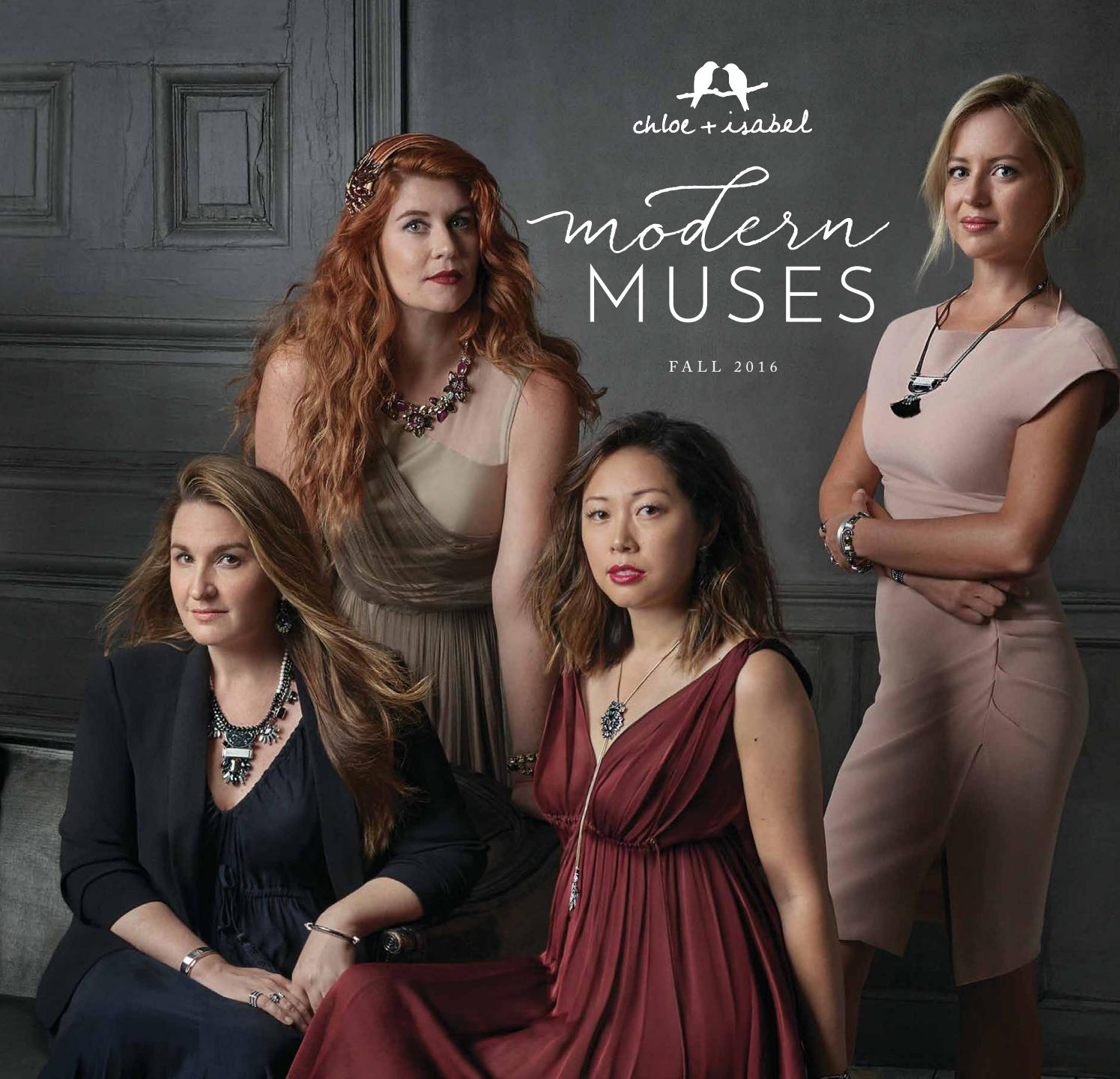 Modern Muses - Fall 2016 Collection