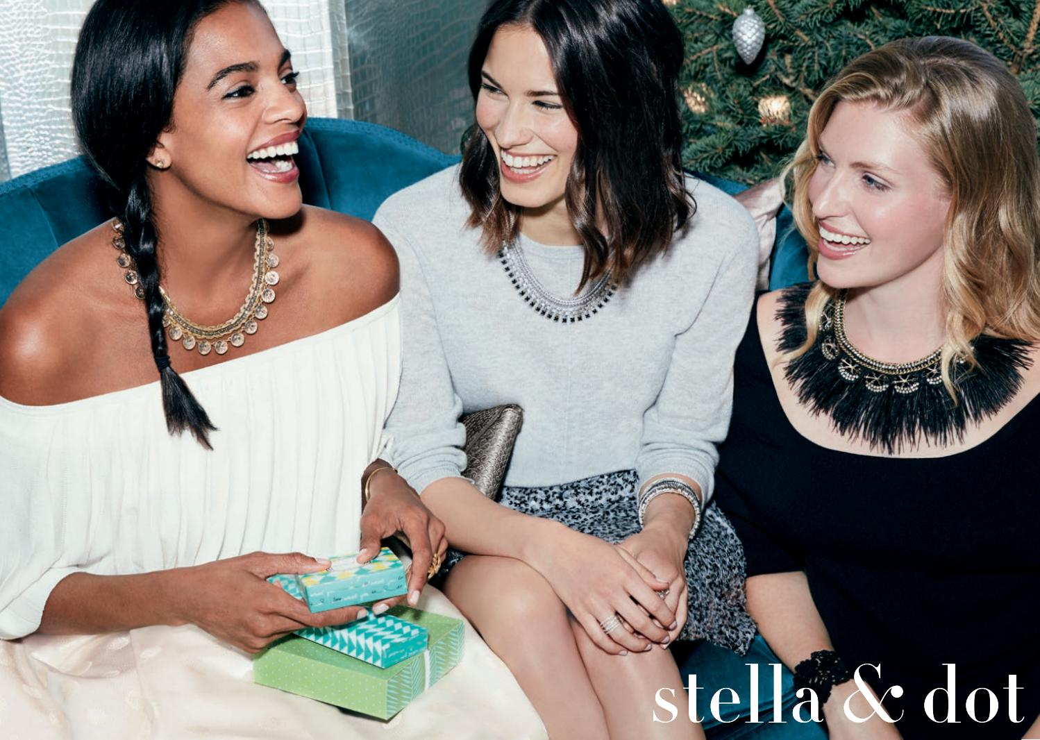 Stella & Dot Holiday 2016 ( CA )