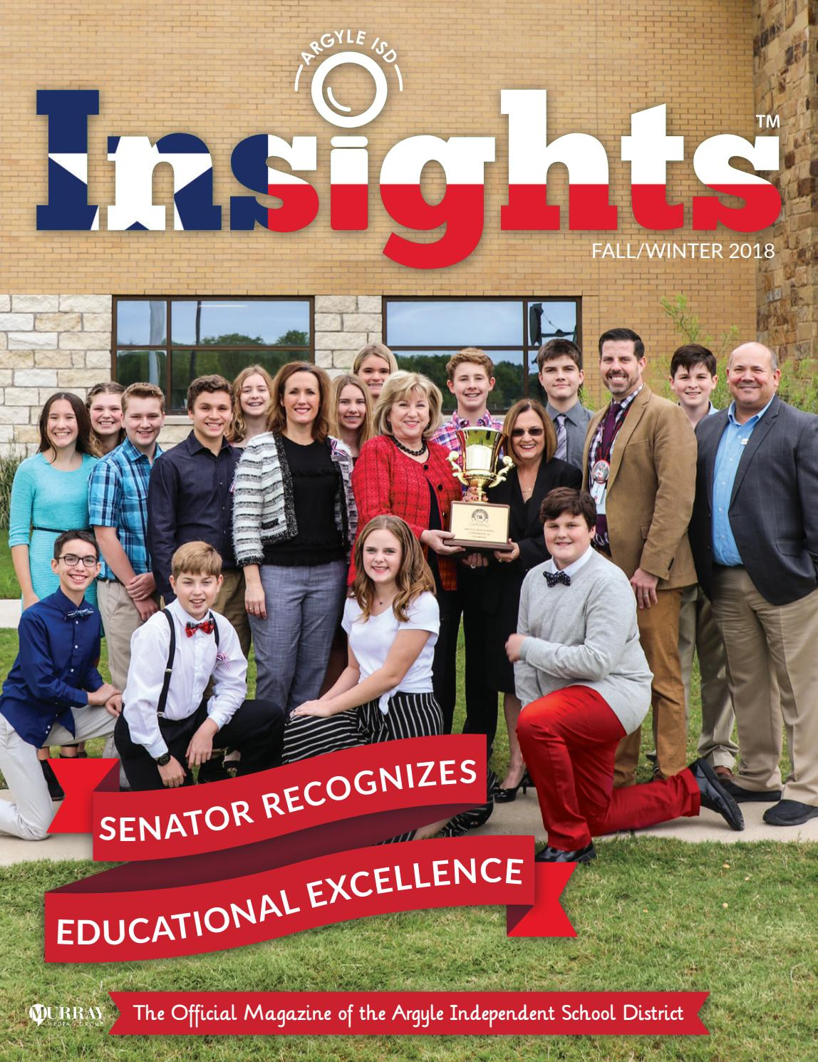 AISD Insights - Fall/Winter 2018