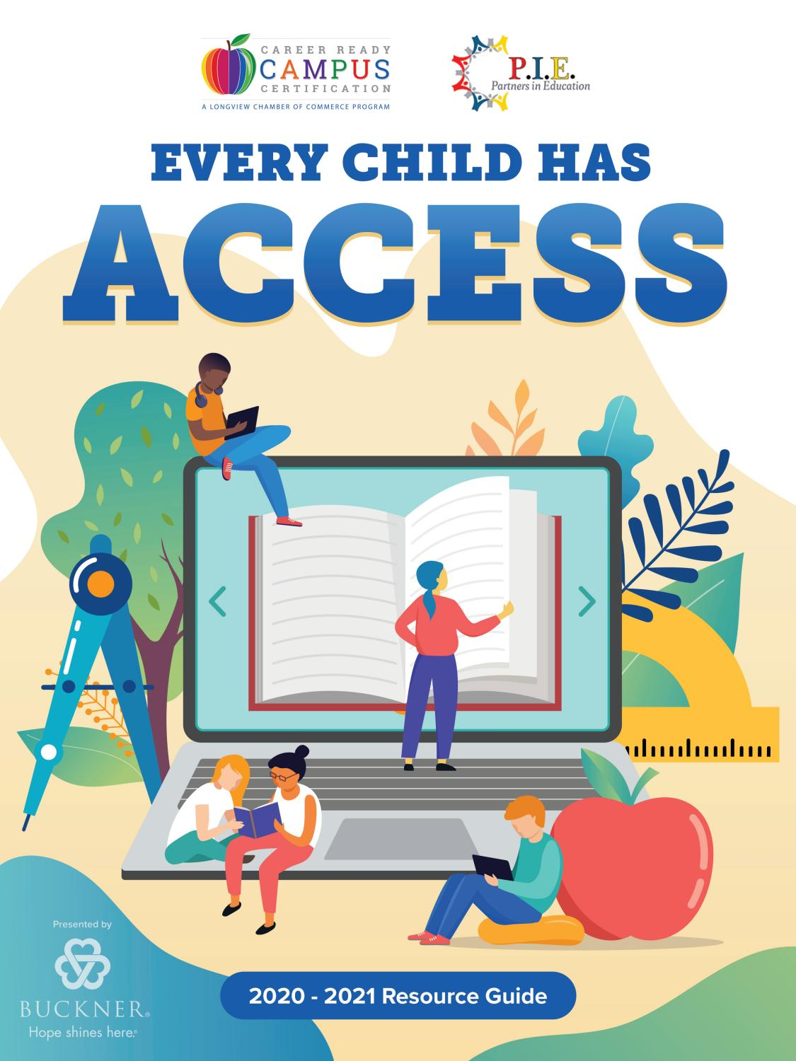 Every Child Has Access 2020-2021 Edition