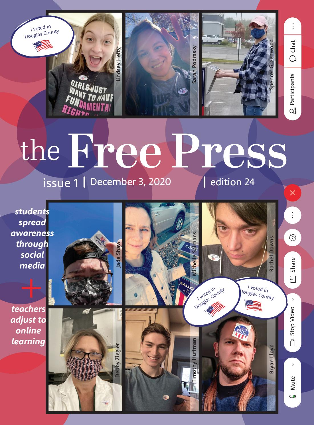 Free Press: Issue 1, Edition 24
