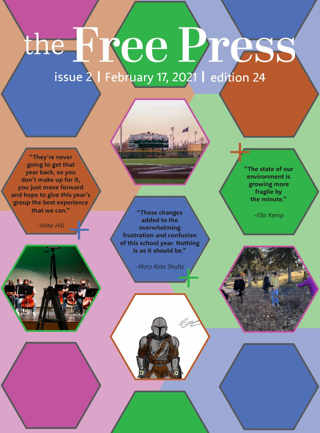Free Press: Issue 2, Edition 24