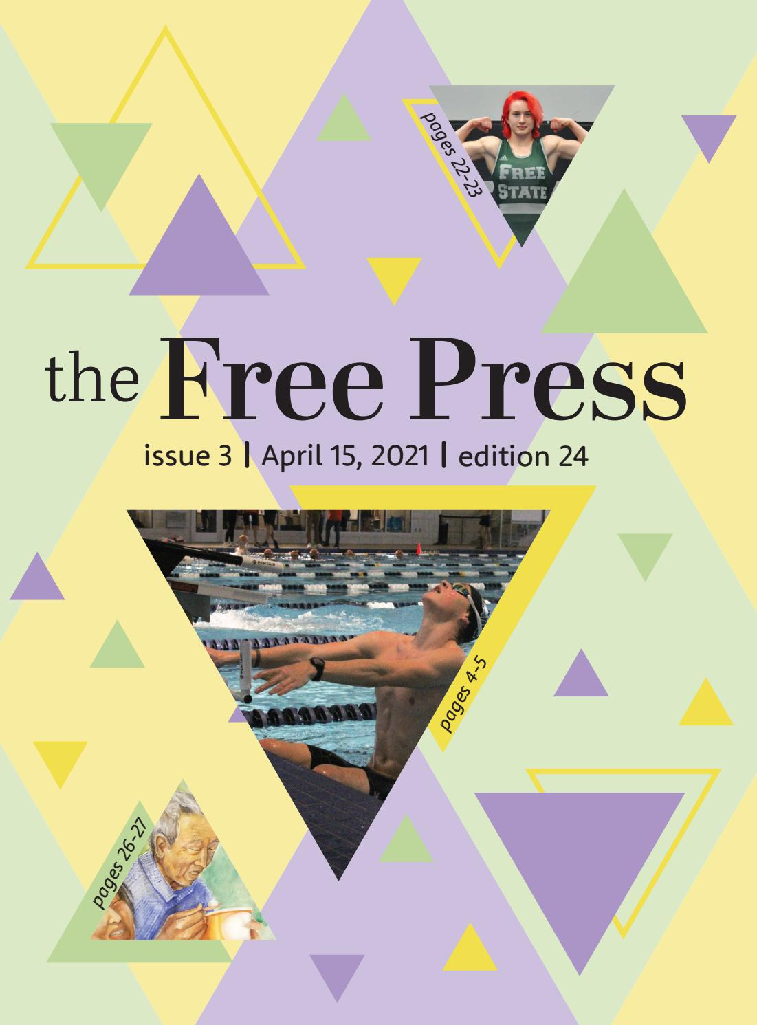 Free Press: Issue 3, Edition 24