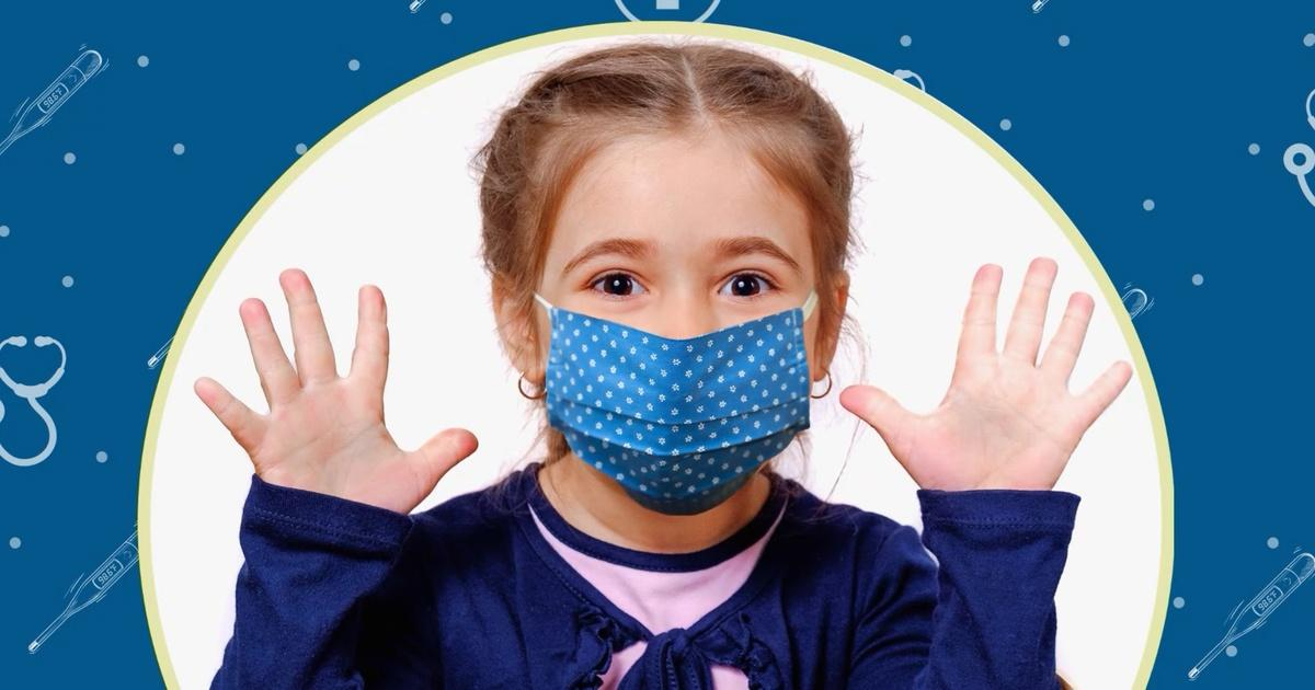 Education and Community | Wearing A Mask Helps Stop the Spread of Germs