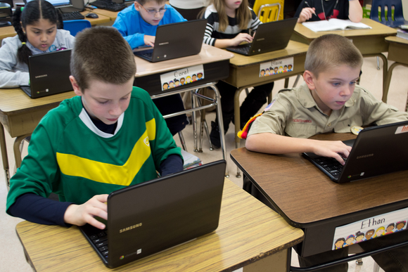 Why Chromebooks are schooling iPads in education