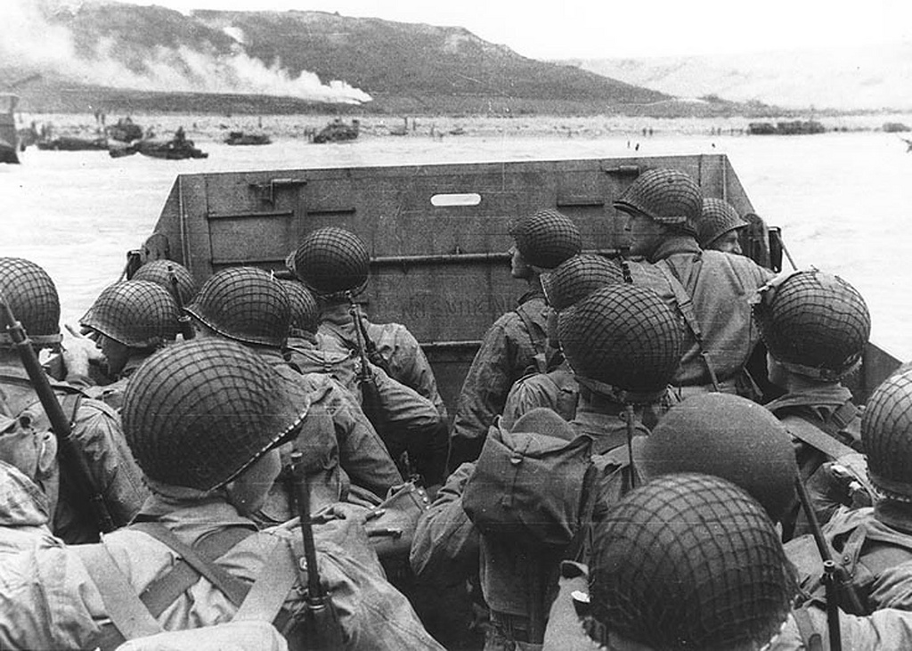 The military power, economics and strategy that led to D-Day