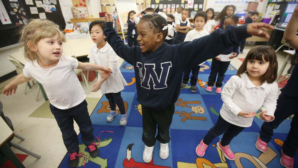 Schools harness exercise as a way to boost brain power | Toronto Star