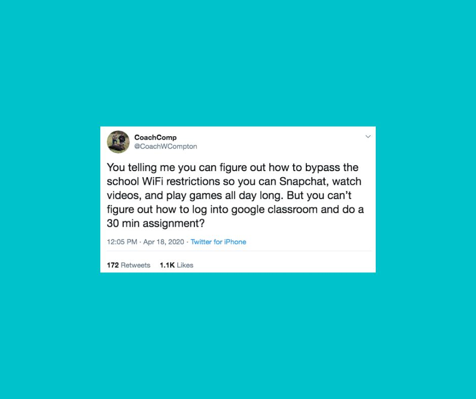 40 Tweets That Sum Up Being A Teacher Right Now