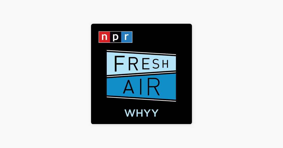 ‎Fresh Air: Best Of: The 'New Science' Of Breathing / The Migration Of All Living Things on Apple Podcasts