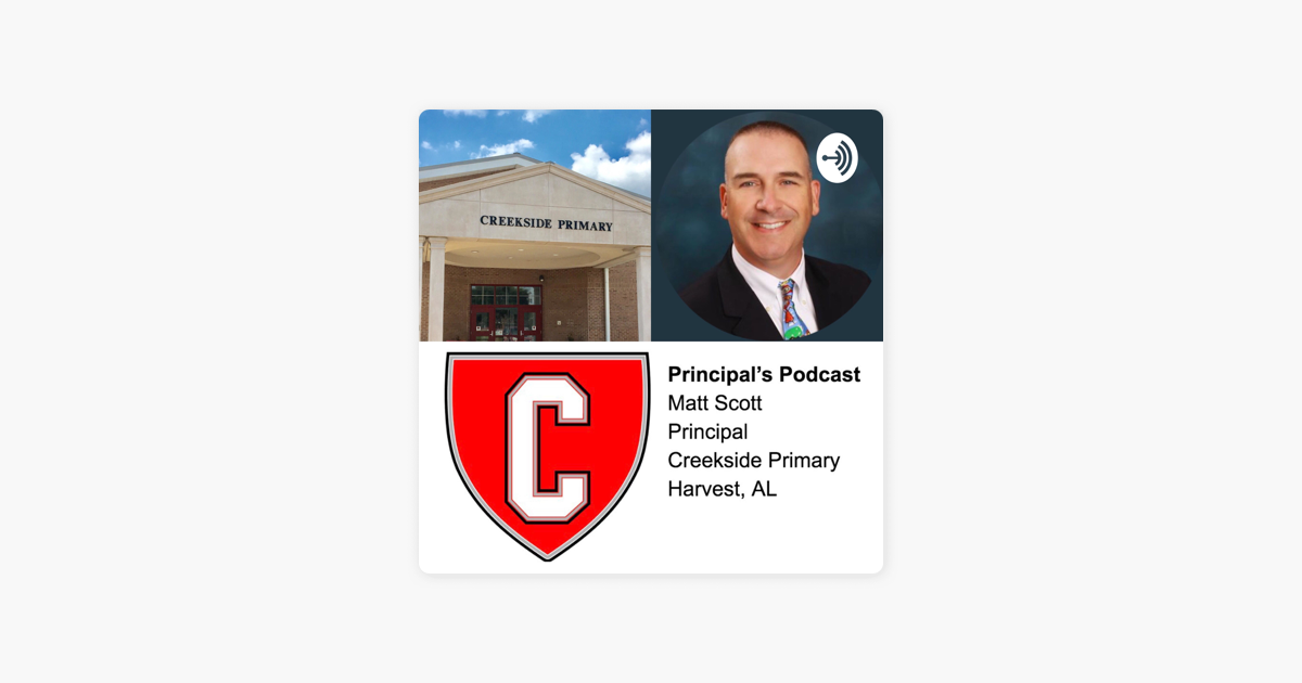 ‎Principal's Podcast on Apple Podcasts