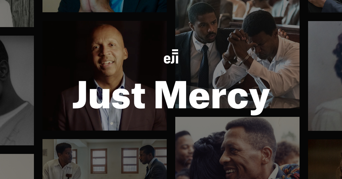 Just Mercy by Bryan Stevenson | Bestselling Book and Adapted Film