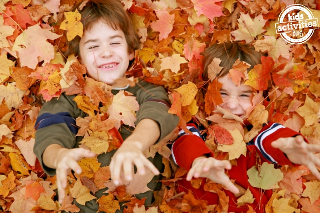 50 Activities for Autumn - Kids Activities Blog