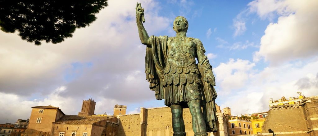 What CEOs Can Learn from Roman Emperors - Knowledge@Wharton