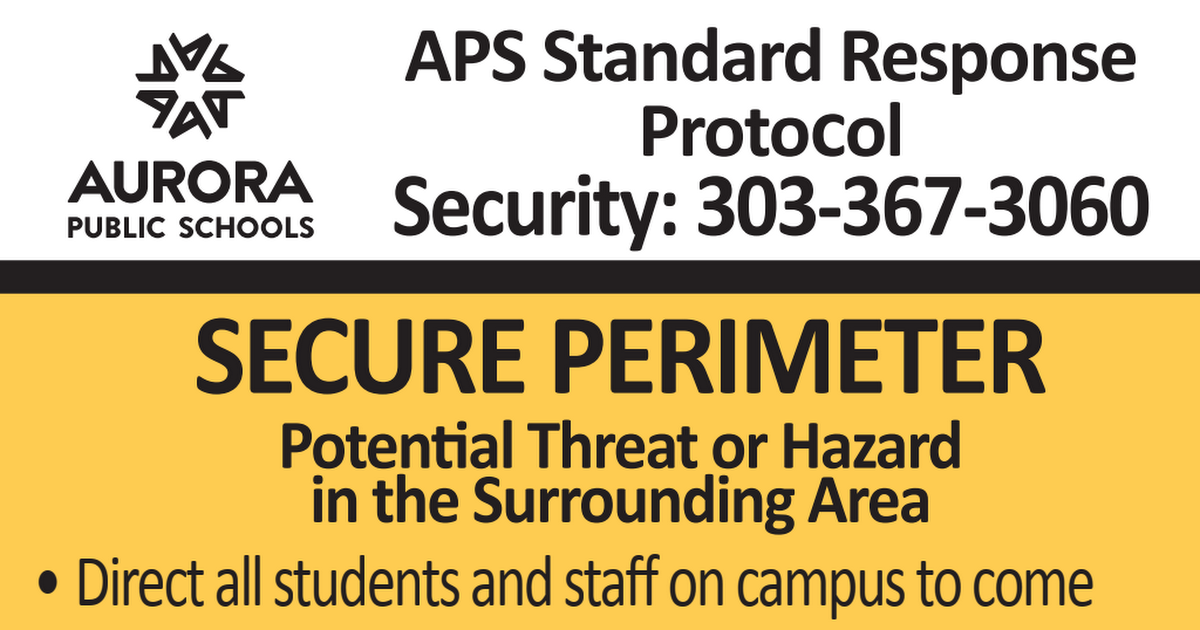 APS Security Levels