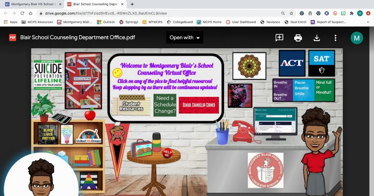 Montgomery Blair HS School Counseling Site.mp4