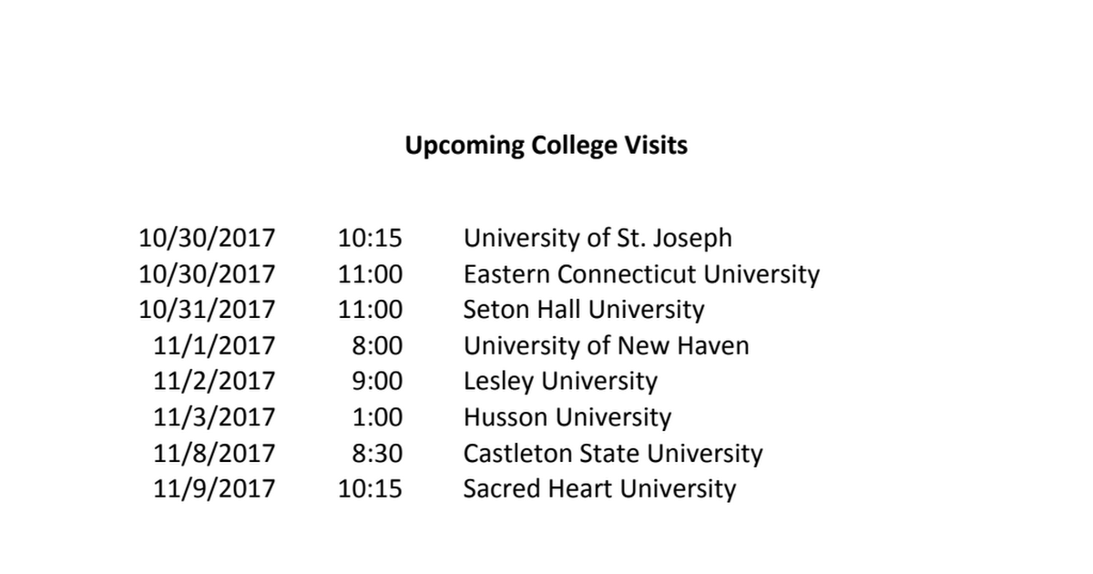 Upcoming College Visits.pdf