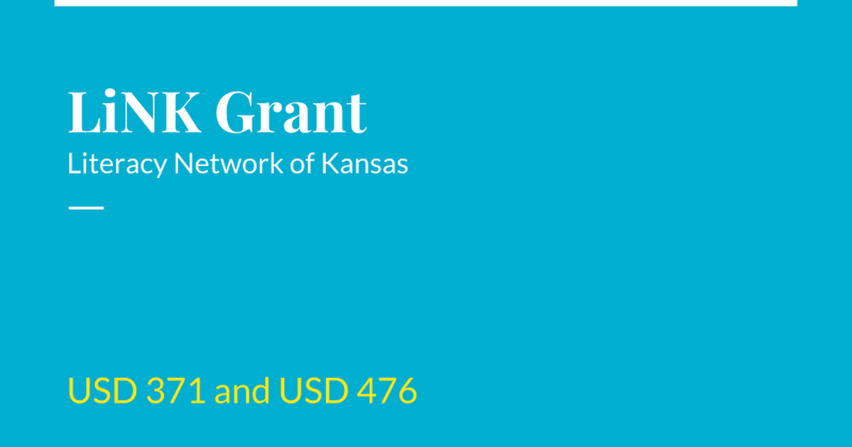 SWK LiNK Grant Meeting Oct.17