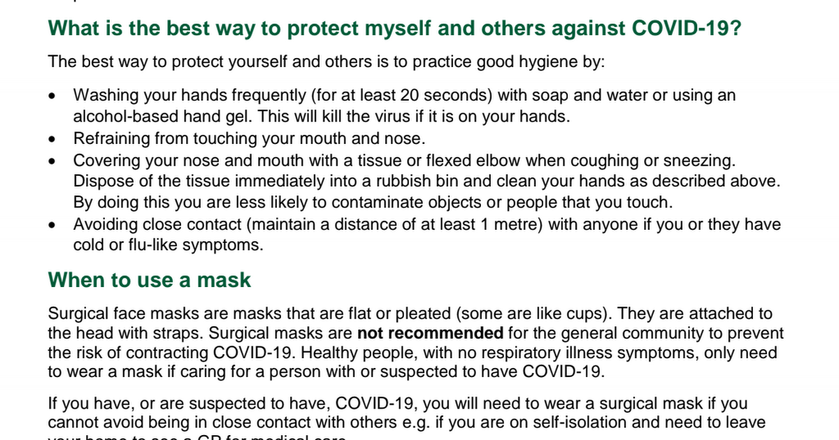 Coronavirus advice on the use of masks in the community (002).pdf