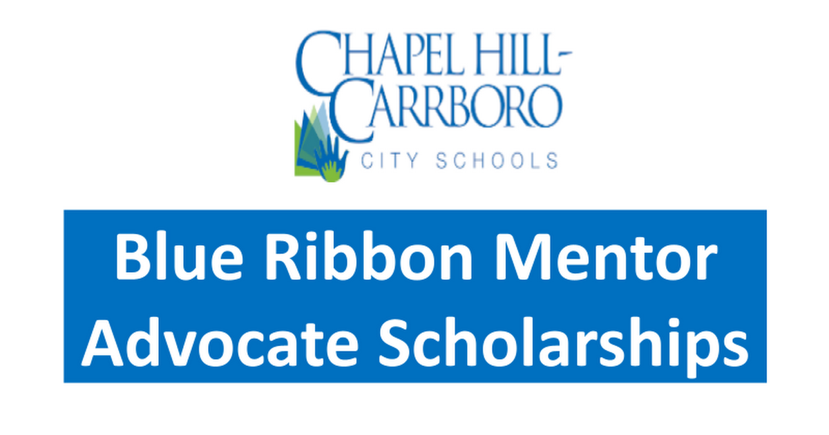 UPDATED Copy of  Blue Ribbon Mentor Advocate Scholarship 2020-2021