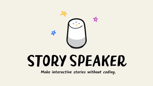 Story Speaker by Mike Lacher & Nicole He | Experiments with Google