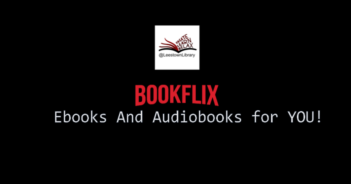 Jan 2020 BookFlix - Ebooks (MackinVia/FCPSSORA)