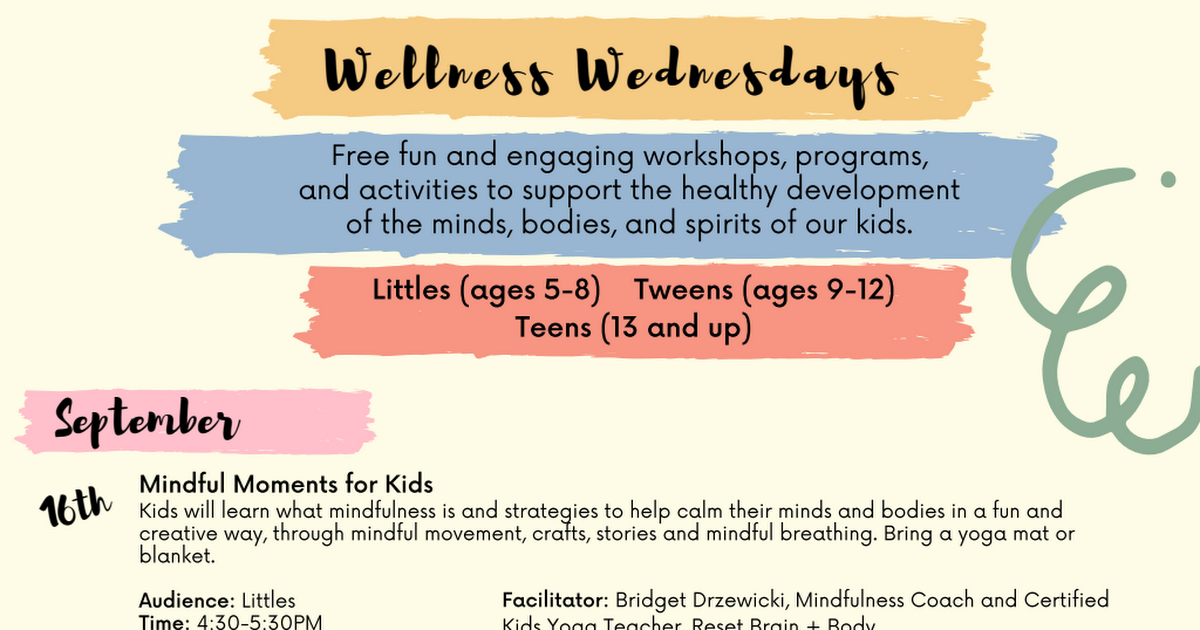Wellness Wednesdays schedule flyer.pdf